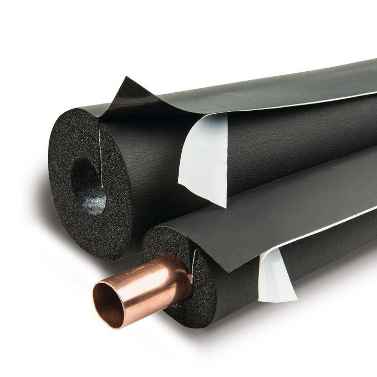 Теплоизоляция трубок кондиционера сплит системы